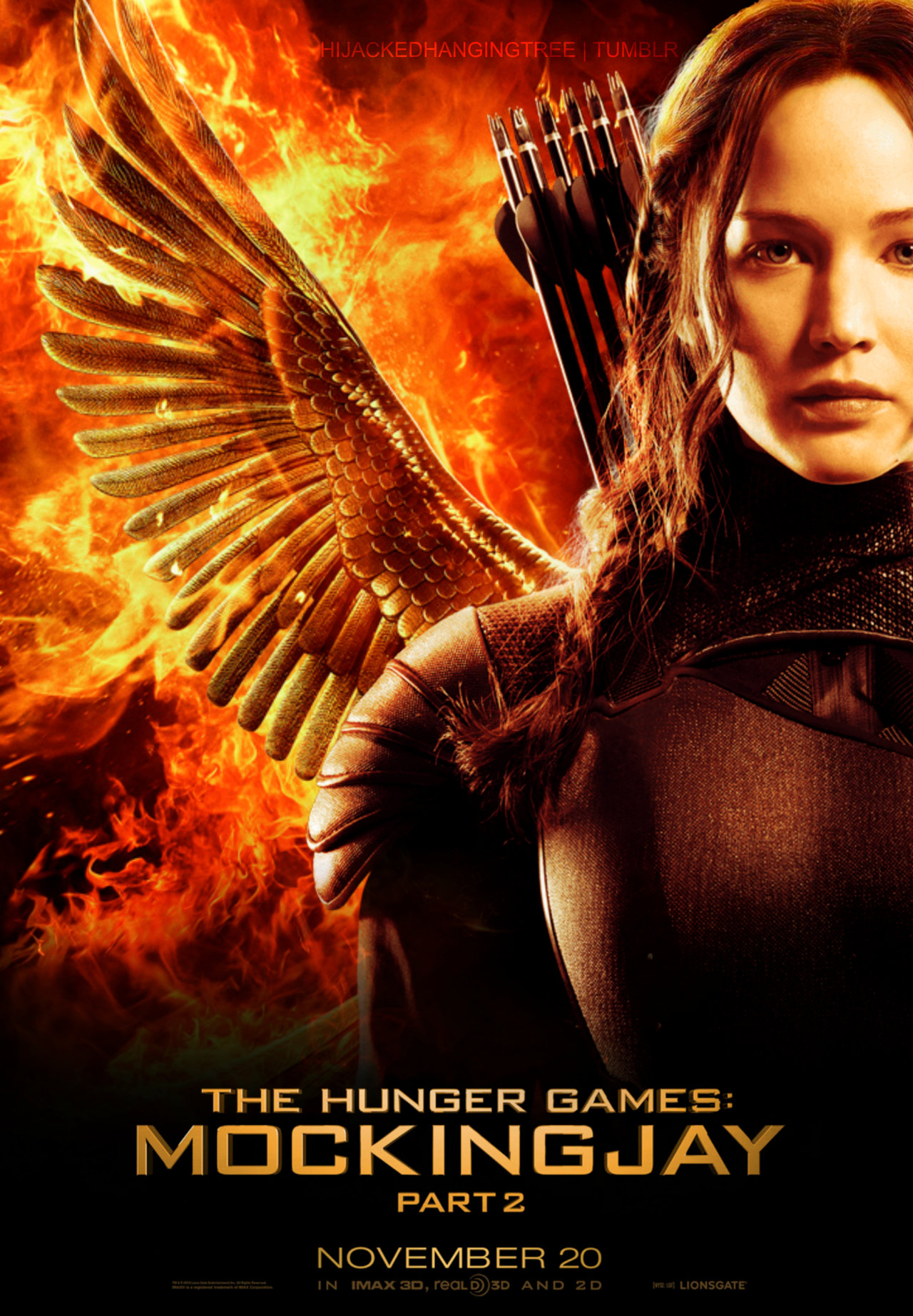 NEW MOVIE PROMOTION: THE HUNGER GAMES: MOCKINGJAY PART 2 ...