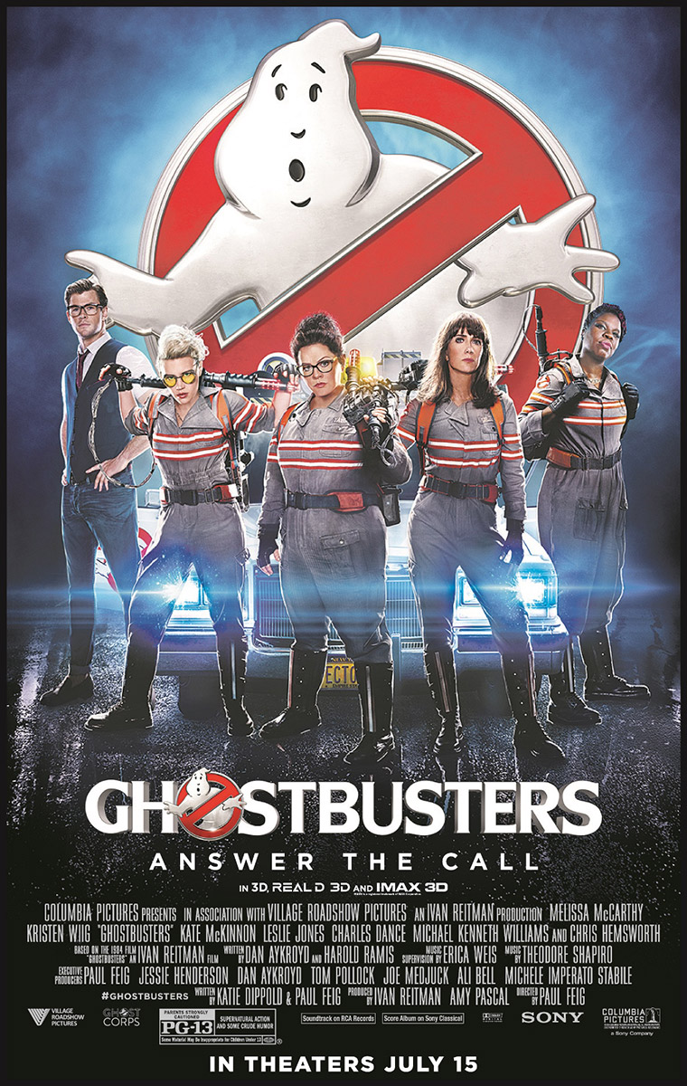 ADVANCE SCREENING: GHOSTBUSTERS (SCREENING ON 7/12) | BFREESTLOUIS