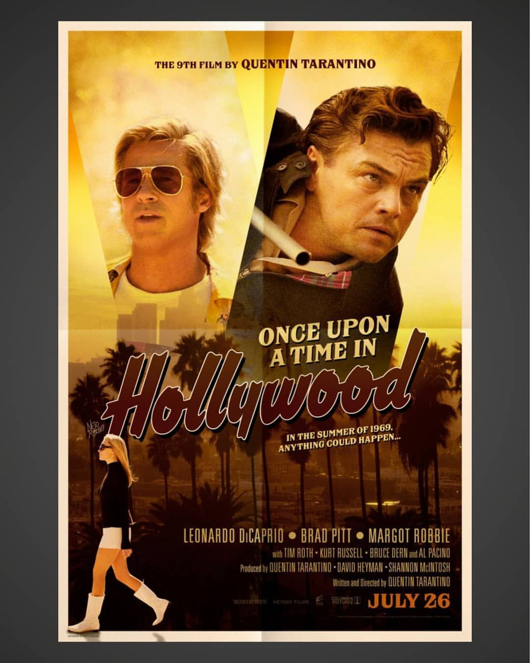 Advance Movie Screening Coming Soon Once Upon A Time In Hollywood Screening 7 24 Bfreestlouis